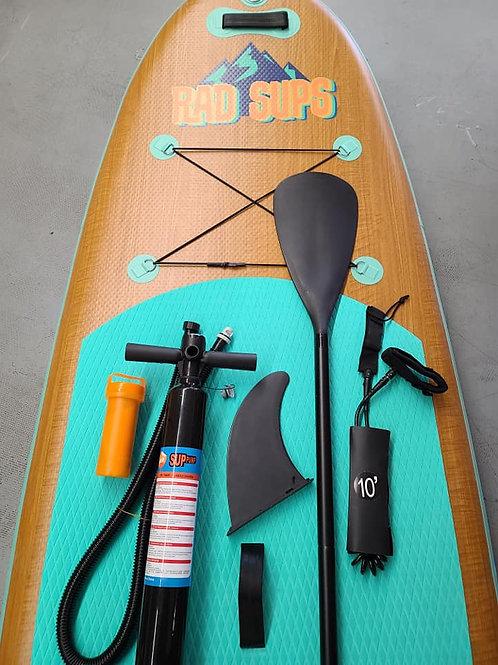 RAD SUPs Stand Up Paddle Board