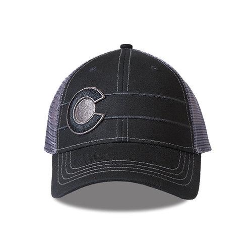 Republic Hat Midnight Black