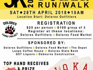2018 5K Poker Run/Walk
