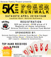 2018 5K Poker Run/Walk