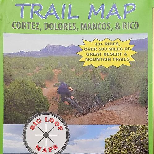 Big Loop Bike Trail Maps