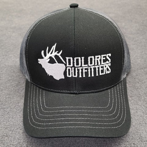 Outfitters Hat - Black