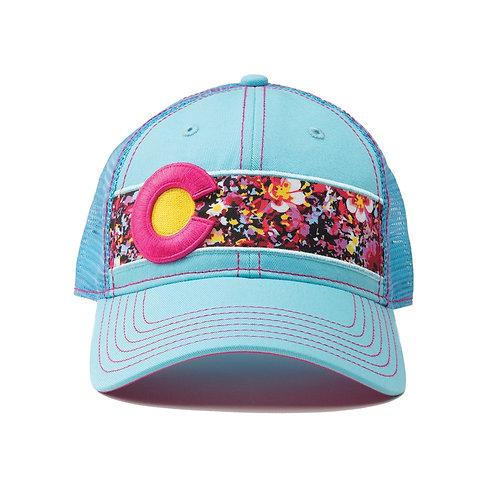 Republic Colorado Wildflower Hat