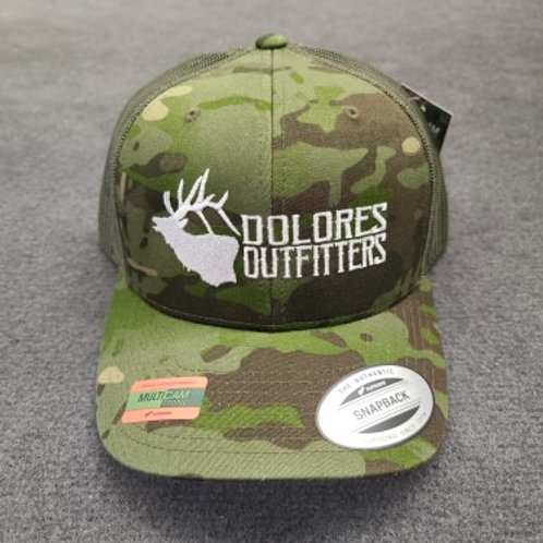 Outfitters Hat - Camo