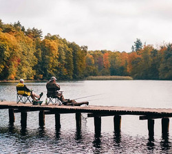 Annual fishing licenses expire Sunday!__
