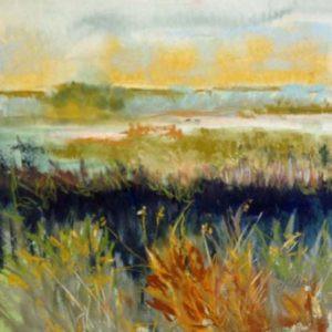 Pastel by FL artist Carolyn Land