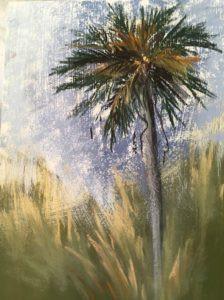Pastel Paing by FL artist Carolyn Land