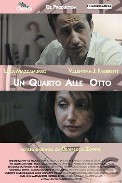 Un Quarto alle Otto (2015) - Locandina.j