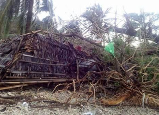 Philippines hit by 2 typhoons in 2 weeks