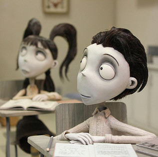 Frankenweenie: Victor (silicone)
