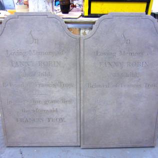 Fake tombs