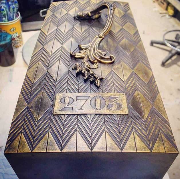 Fantastic Beasts Bank Box