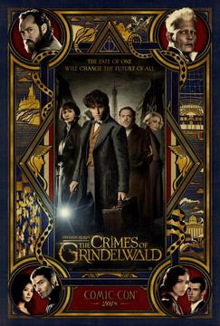 Fantastics Beasts: The crimes of Gindelwald