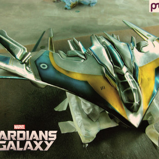 Guardians of the Galaxy: Milano Model