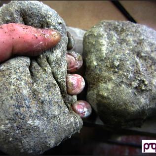 flexible rocks