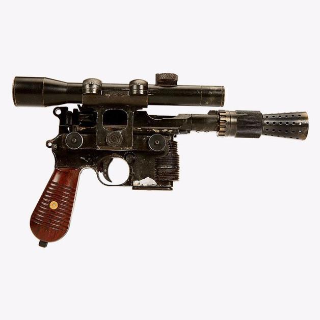 Star Wars Han Solo pistol