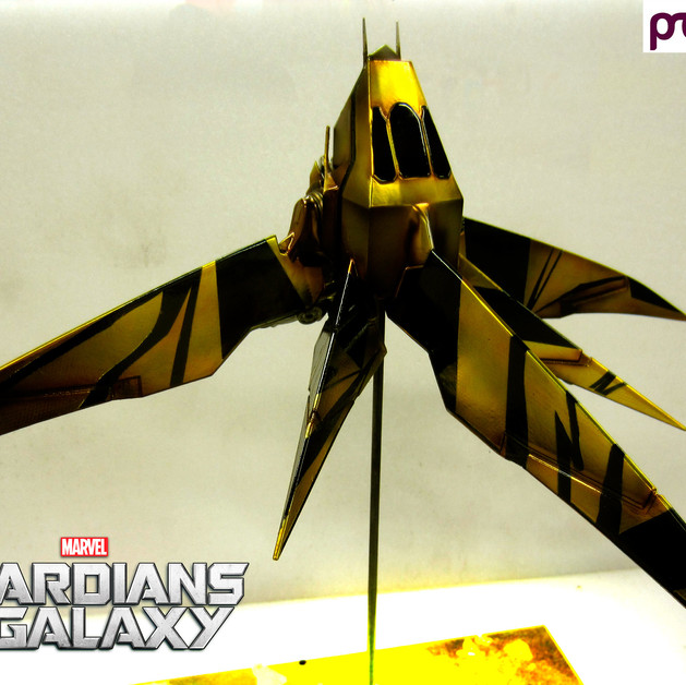 Guardians of the Galaxy: Spaceship Model