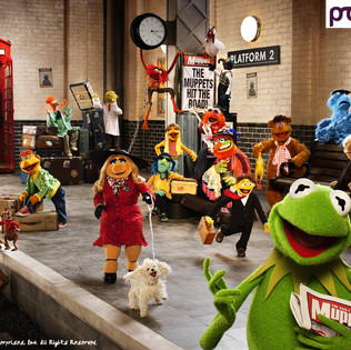 Muppets 2: promotional poster