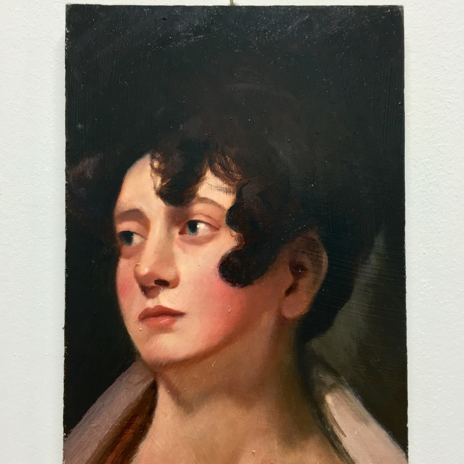 Study from Kelvingrove Gallery