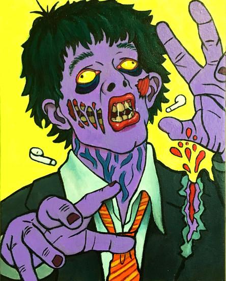 Zombie Suit