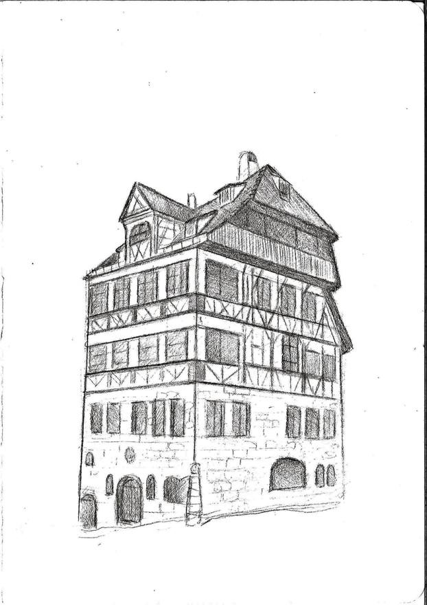 Arbrecht Dürers House, Nuremberg