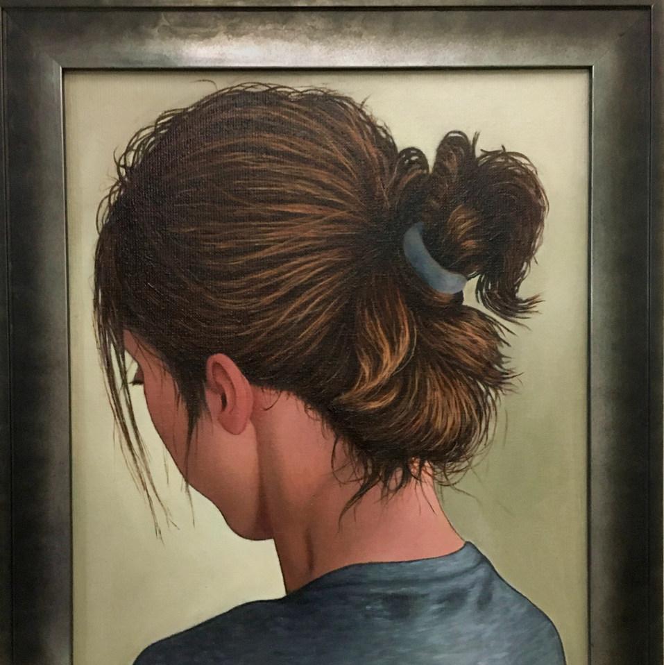 Study of hair