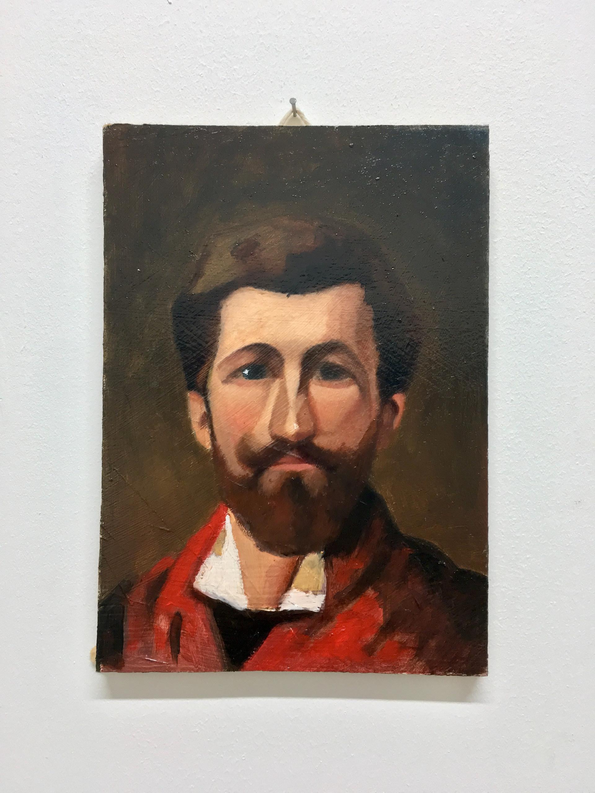 Study from Kelvingrove Gallery