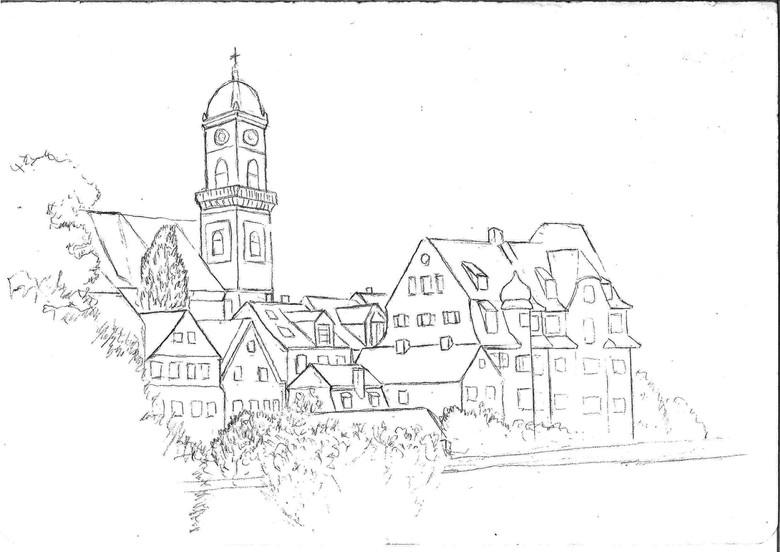 Patrician Tower in Regensburg