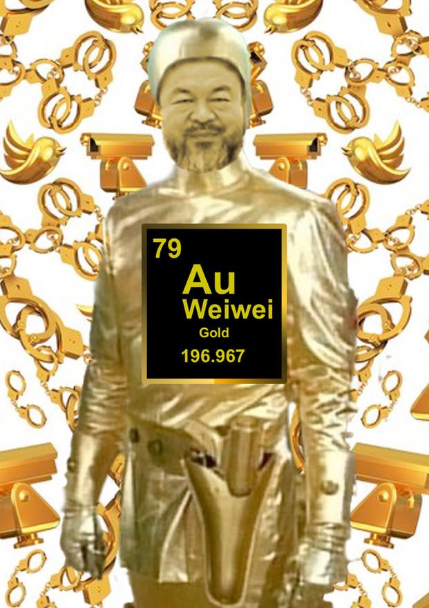 AU Weiwei