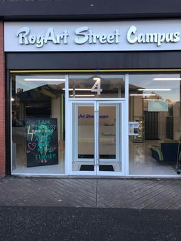 Rogart Street Campus