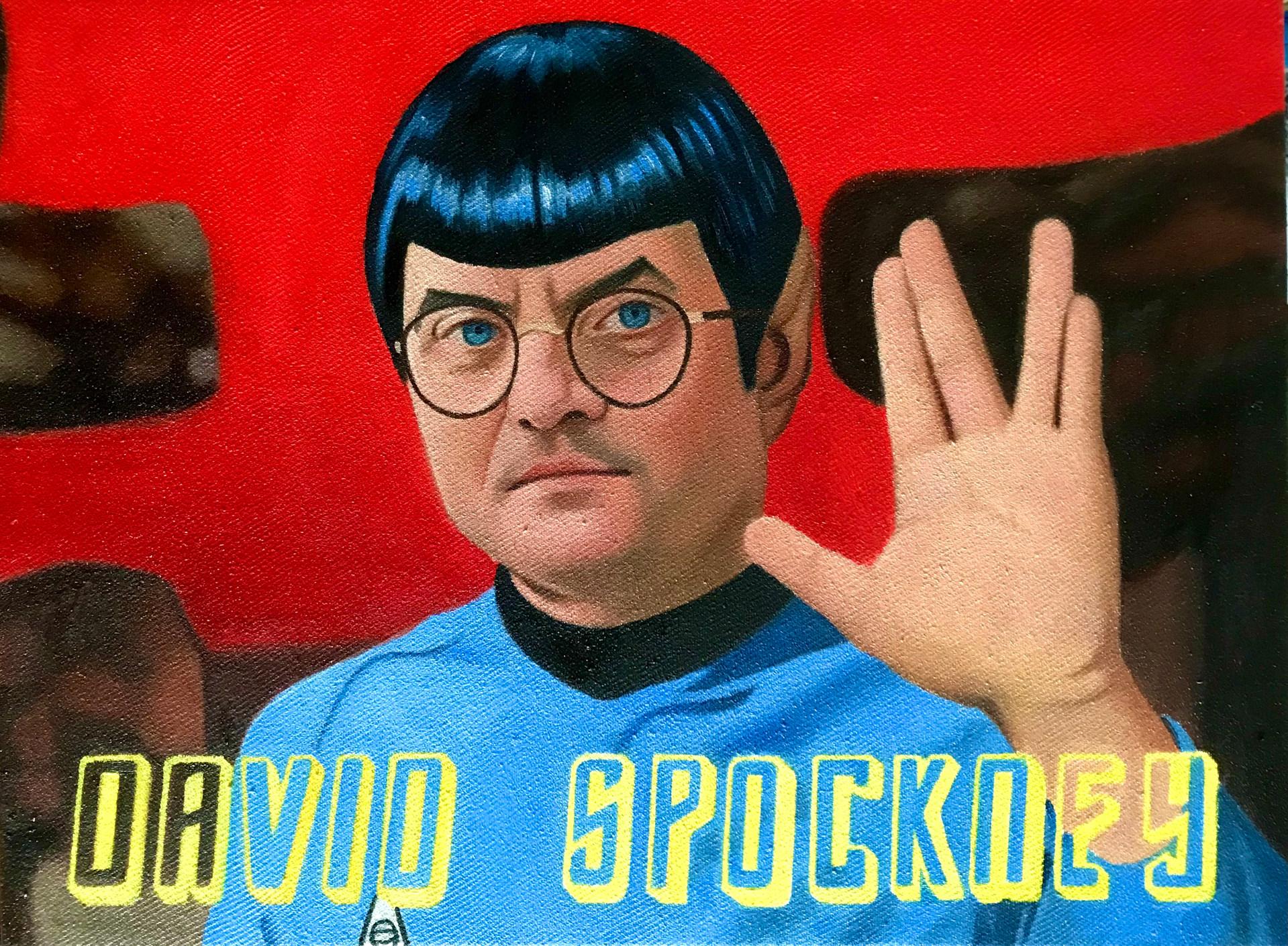 David Spockney