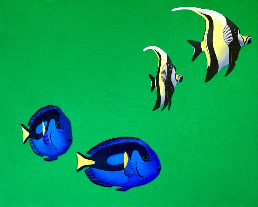 Intermission fish (Pausefisk)