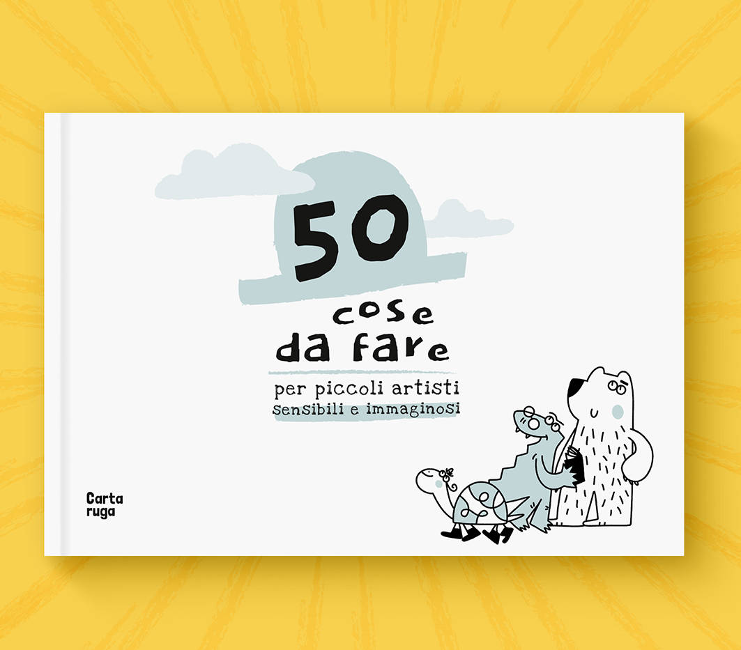 50 cose da fare cartaruga
