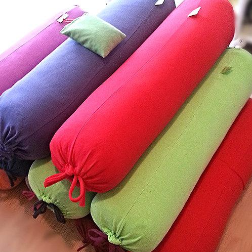 Joga bolsteri / valjkasti jastuci