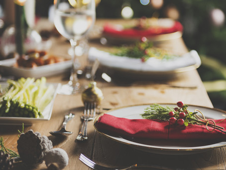 Holiday Dinner Stress: Not on the Menu This Year