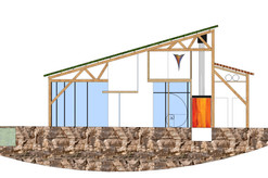 Crosssection Clubhouse