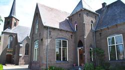 Pastorie & kerk Olburgen 2019