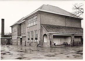 St. Jozefschool in 1970, Zutphen