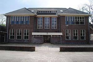 Voorgevel St. Jozefschool, Zutphen