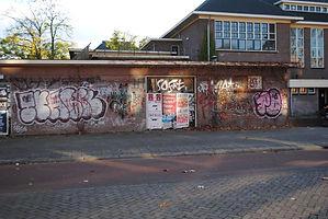 Gevel uitbouw St. Jozefschool, Zutphen