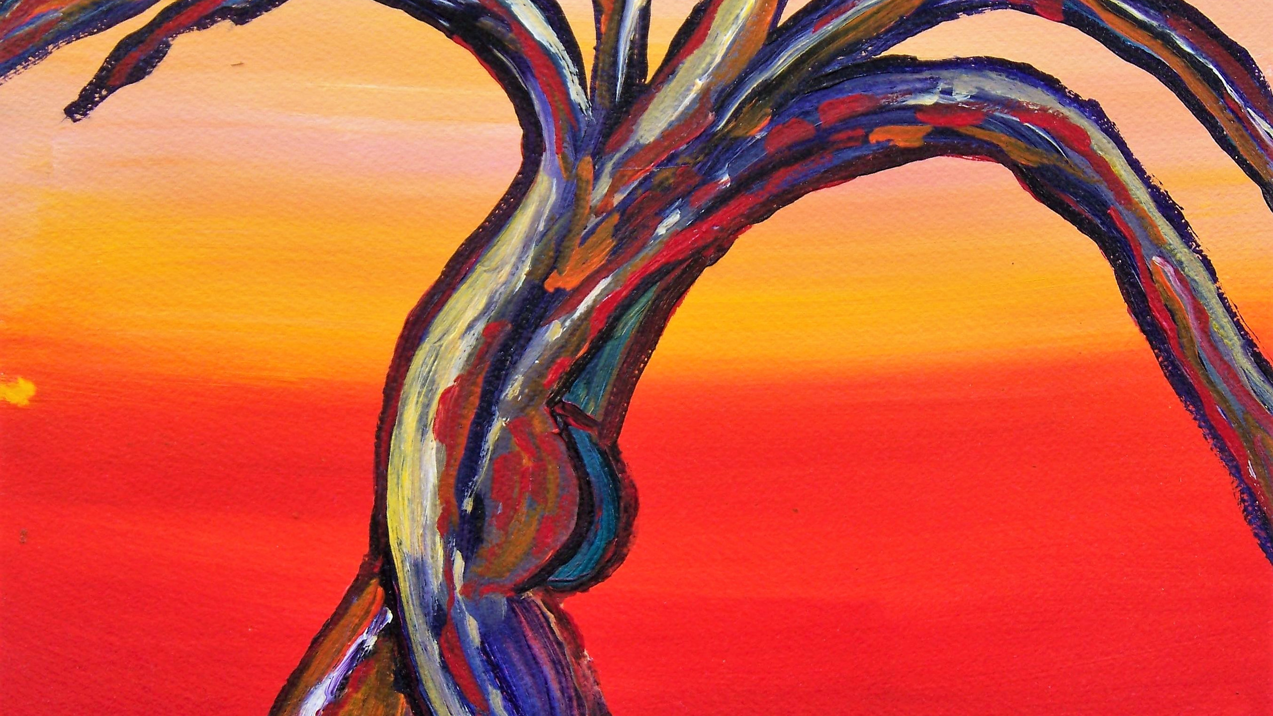 'Dancing tree' (1997)