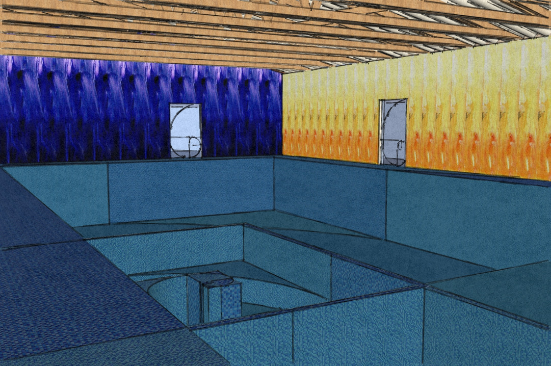 Interior Swimmingpool