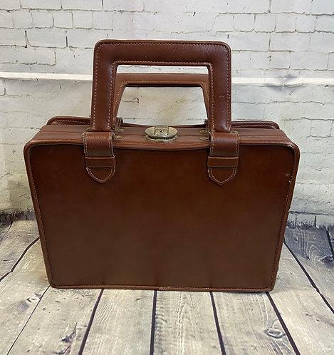 Vintage Vanity Case | 1960s Vanity Case | Unique Vintage | Eco Friendly