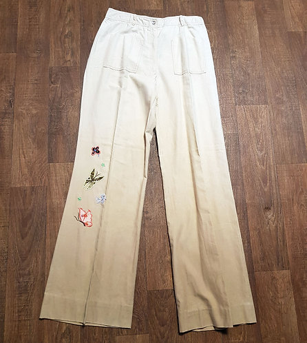 Vintage Trousers | 1970s Trousers | Vintage Clothing | Preloved UK