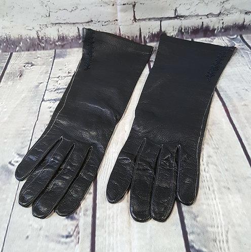 Vintage Gloves | Dents Leather Gloves | Unique Vintage | Vintage Fashion