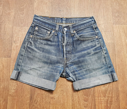 Vintage Shorts | Retro Levi Shorts | Vintage Clothing | Preloved UK
