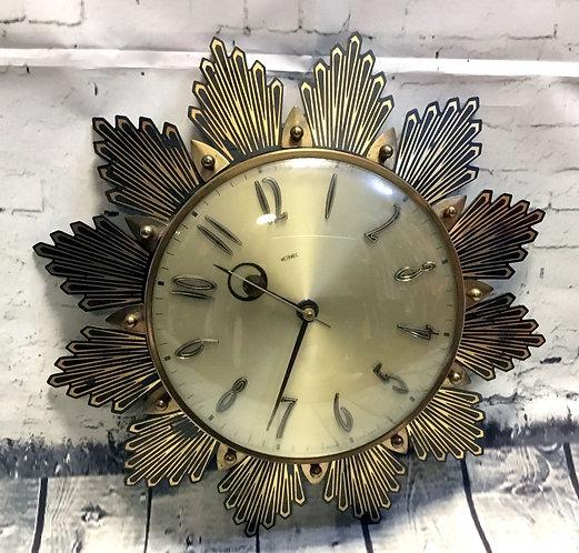 Vintage Clock | 1960s Clock | Homeware | Second Hand