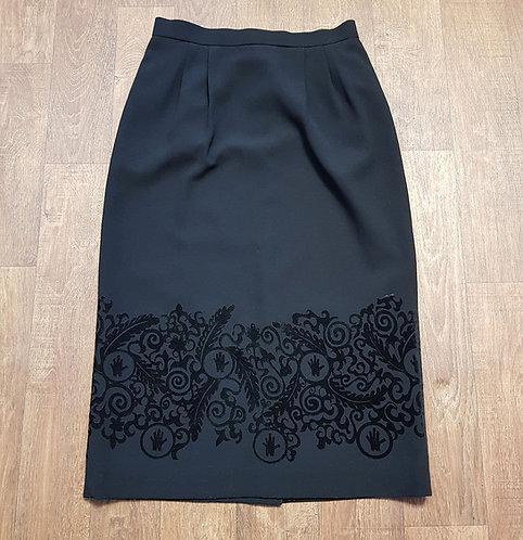 Vintage Skirt | 1970s Pencil Skirt | Vintage Clothing | Vintage Fashion