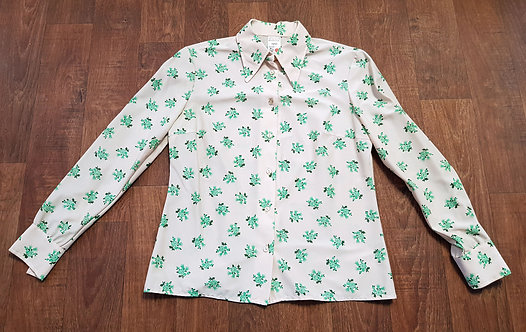 Vintage Blouse   Vintage Shirts   Vintage Floral Shirt   Vintage Shop