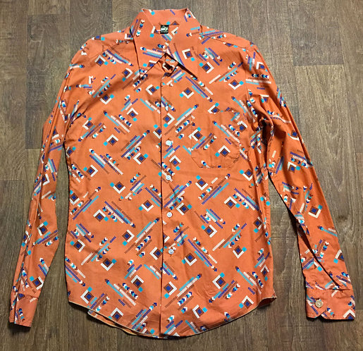 Mens Shirt | Vintage Shirts | Vintage Clothing | 1970s Shirts